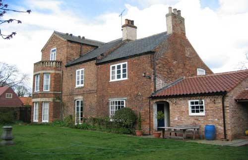 Our Grade 2 listed farmhouse
