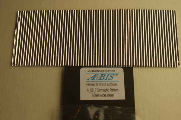 Domestic size Corrugated Iron AD8 Twin Pack