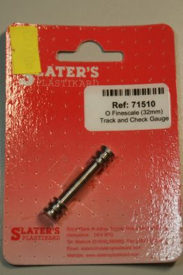 Slaters 71510 Track Gauge 32mm