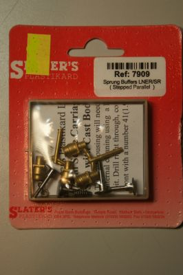Slaters 7909 LNER/SR Stepped Parallel Buffers